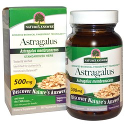 Nature's Answer Astragalus Standardized Root Extract