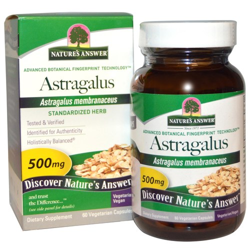 Astragalus Standardized Root Extract