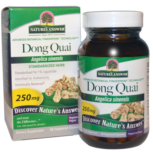 Dong Quai Standardized Root Extract