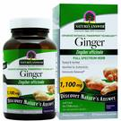 Nature's Answer Ginger Rhizome 1,100 mg