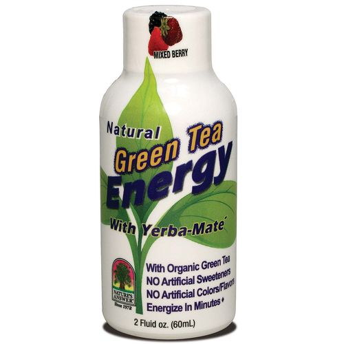 Green Tea Energy