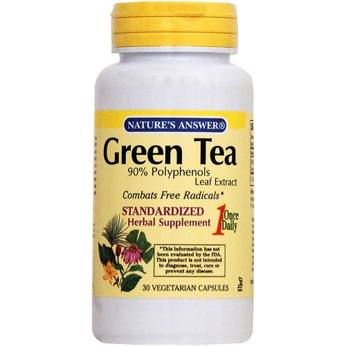 Green Tea Leaf Standardized Extract