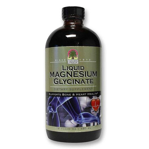Liquid Magnesium Glycinate