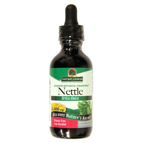 Nettle Leaf Extract Low Alcohol