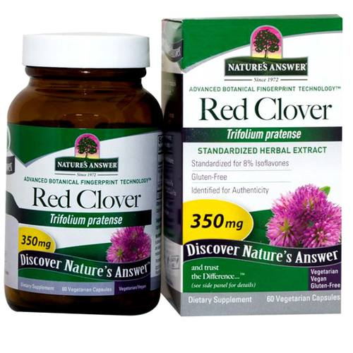 Standardized Red Clover Tops Extract