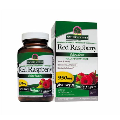 Red Raspberry 950 mg