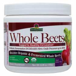 Nature's Answer Organic Fermented Whole Beets