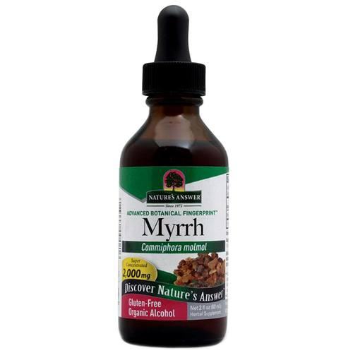 Myrrh Organic Alcohol Extract