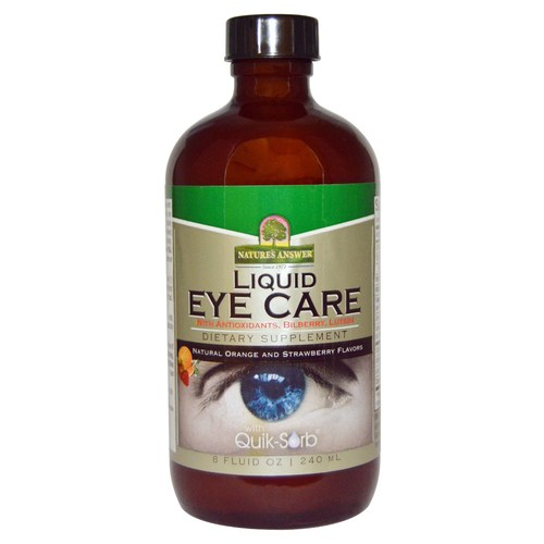 Liquid Eye Care