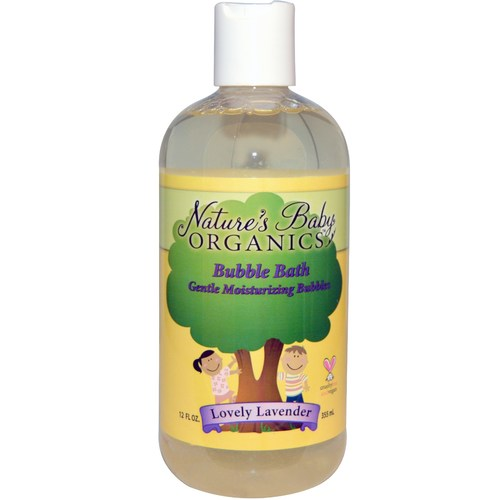 Nature's Baby Organics Bubble Bath  Lovely Lavender - 12 fl oz - 29564_01.jpg