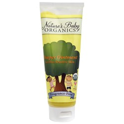 Nature's Baby Organics Diaper Ointment