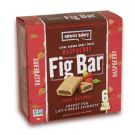 Nature's Bakery Whole Wheat Fig Bars, Framboesa - 6 bars