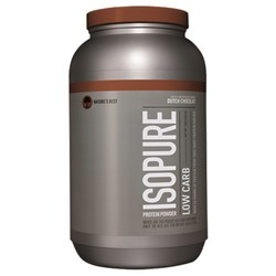 Nature's Best Low Carb Isopure, Chocolate