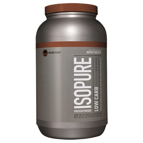 Low Carb Isopure, Chocolate