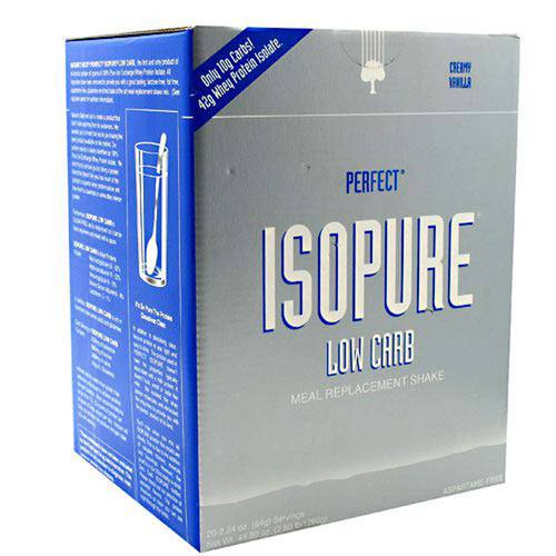 Low Carb Isopure