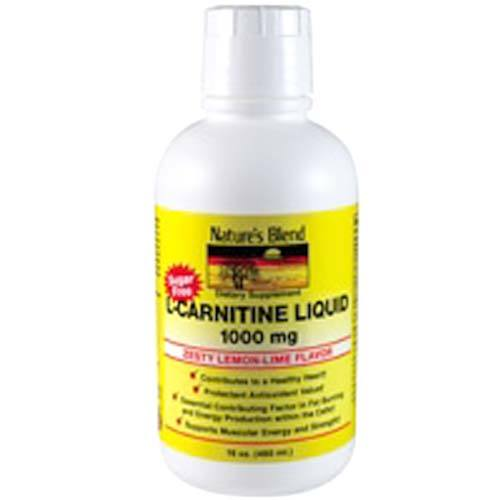 Liquid L-Carnitine 1000 Mg