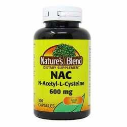 Nature's Blend NAC 600 mg