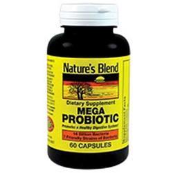 Nature's Blend Mega Probiotic