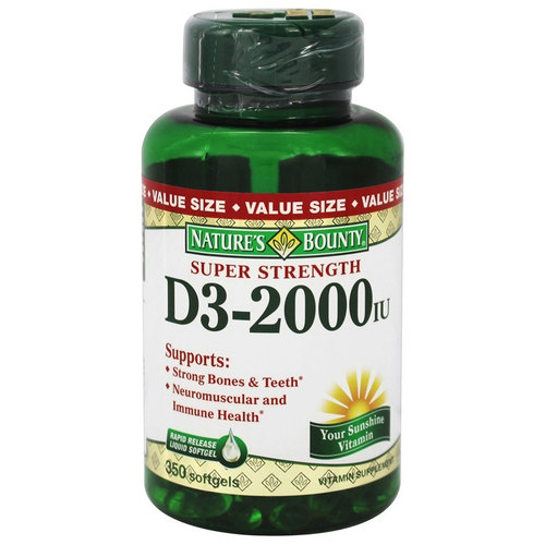 Super Strength Vitamin D3