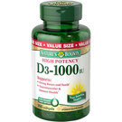 Nature's Bounty High Potency Vitamin D3