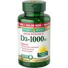 Nature's Bounty High Potency Vitamin D3