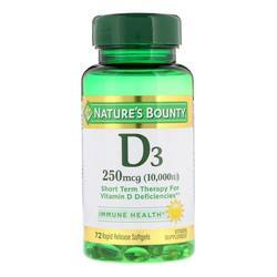 Nature's Bounty Ultra Strength D3