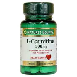 Nature's Bounty L-Carnitine