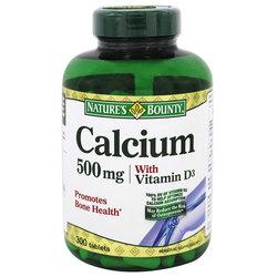 Nature's Bounty Calcium