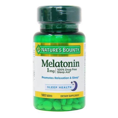 melatonin köpa i sverige