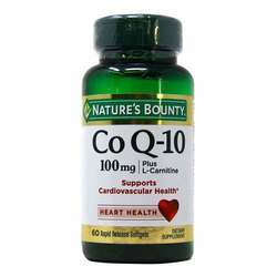 Nature's Bounty Q-Sorb CoQ-10