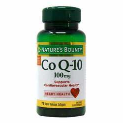 Nature's Bounty Q-Sorb Co Q-10