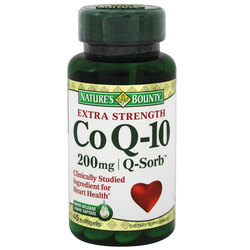 Nature's Bounty Extra Strength CoQ10