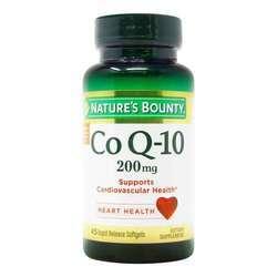 Nature's Bounty Extra Strength CoQ10
