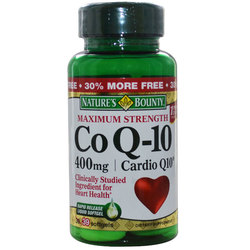 Nature's Bounty Maximum Strength Co Q-10