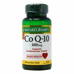 Nature's Bounty Maximum Strength Co Q-10