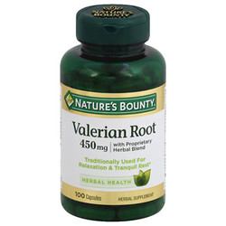 Nature's Bounty Valerian Root