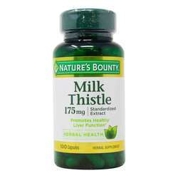 Nature's Bounty Milk Thistle