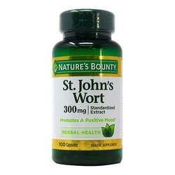 Nature's Bounty St. John's Wort