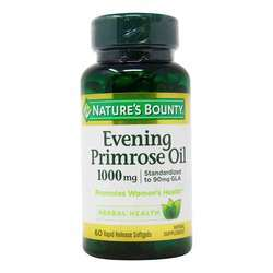 Nature's Bounty Evening Primrose Oil