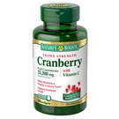Nature's Bounty Cranberry with Vitamin C