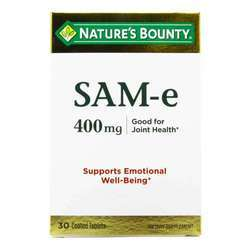 Nature's Bounty Super Strength SAM-e