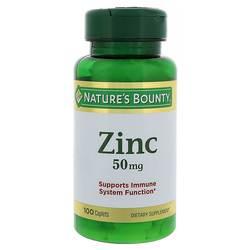 Nature's Bounty Zinc