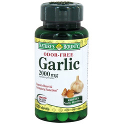 Nature's Bounty Garlic