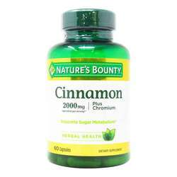 Nature's Bounty Cinnamon