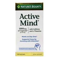 Nature's Bounty Active Mind