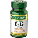 Nature's Bounty Vitamin B12