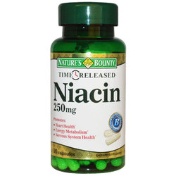 Nature's Bounty Niacin