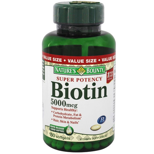 Super Potency Biotin