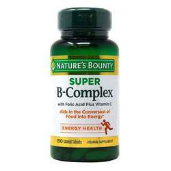 Nature's Bounty Super Vitamin B Complex