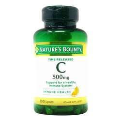 Nature's Bounty Pure Vitamin C
